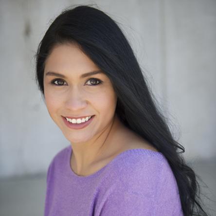 Viviana Alcazar, Company Manager, transcenDANCE